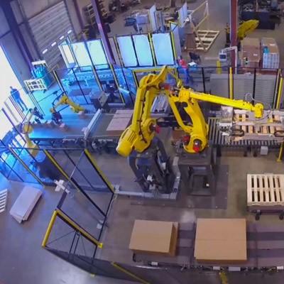 רובוט משטוח ייעודי מהיר