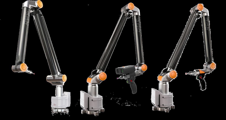 זרועות מדידה לייצור