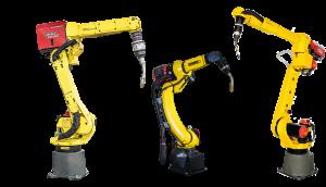 רובוטים לריתוך ריתוך רובוטי אוטומטי