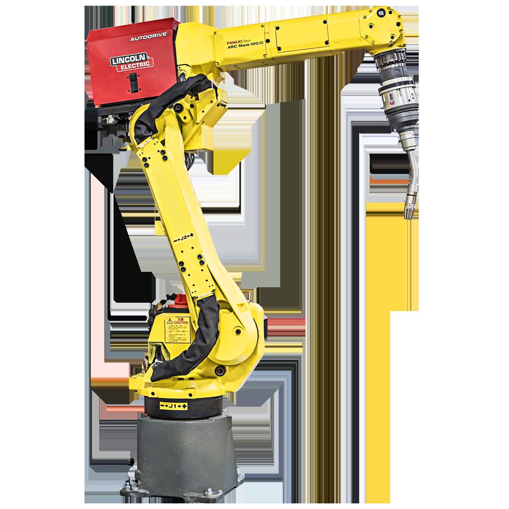 רובוט ריתוך FANUC ARC MATE