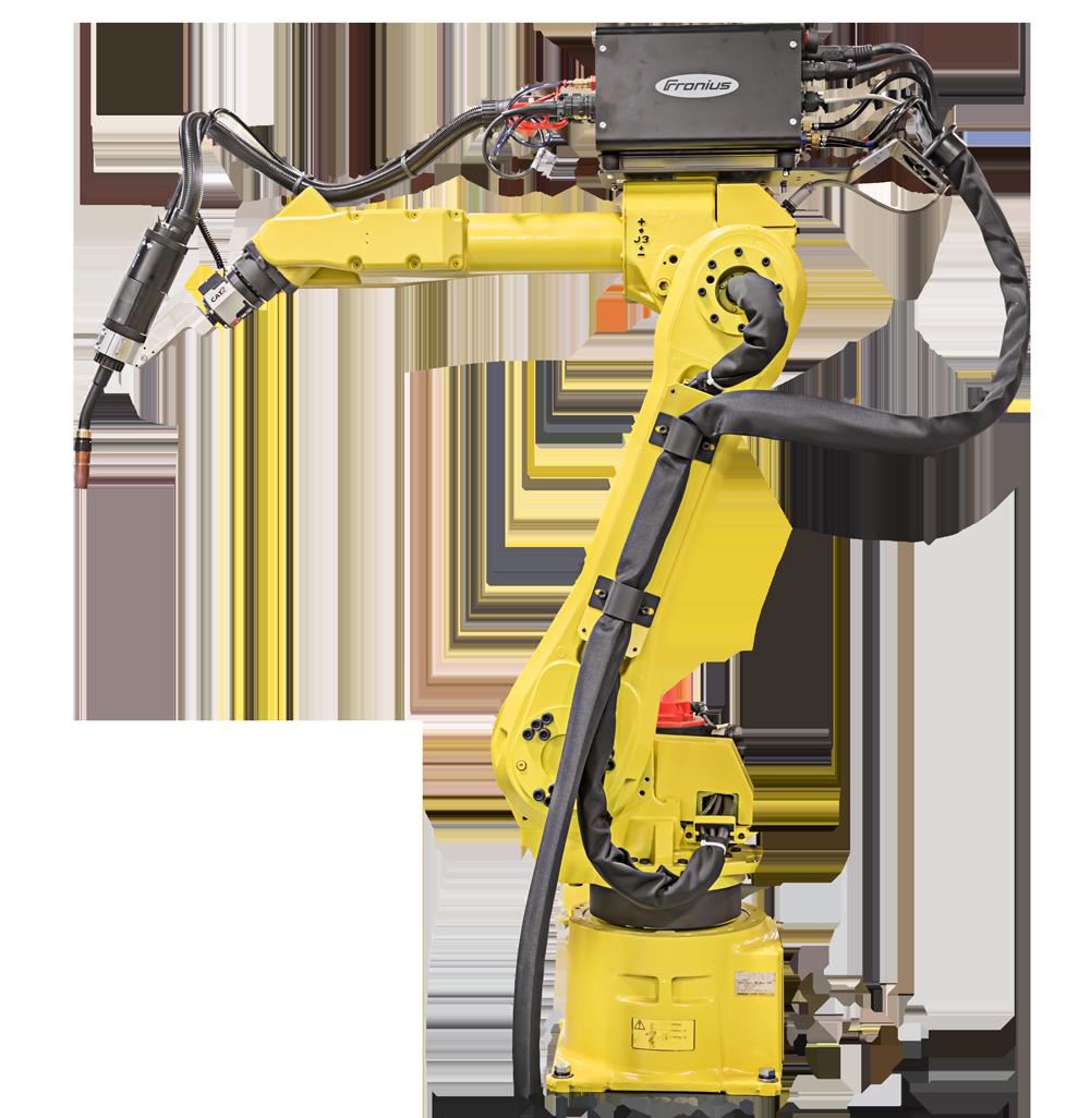 רובוט לריתוך פלדות