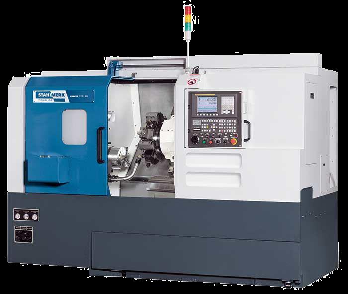 מחרטה CNC מכונה