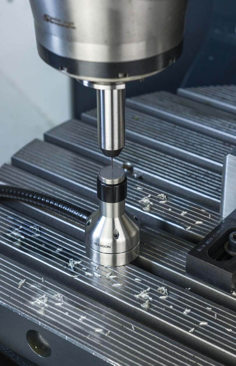 מודד אורך כלי CNC רנישו