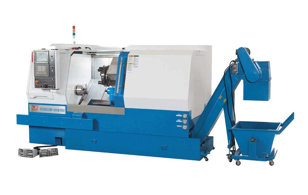 מחרטת CNC ממוחשבת בינונית מדויקת חדשה למכירה משומשת
