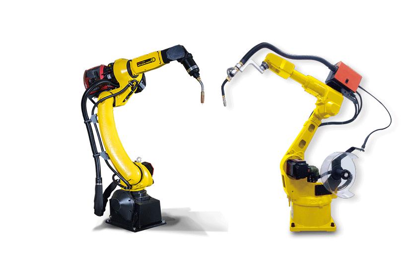 רובוט לריתוך זול MILLER FRONIUS KEMPPI WELDING ROBOT