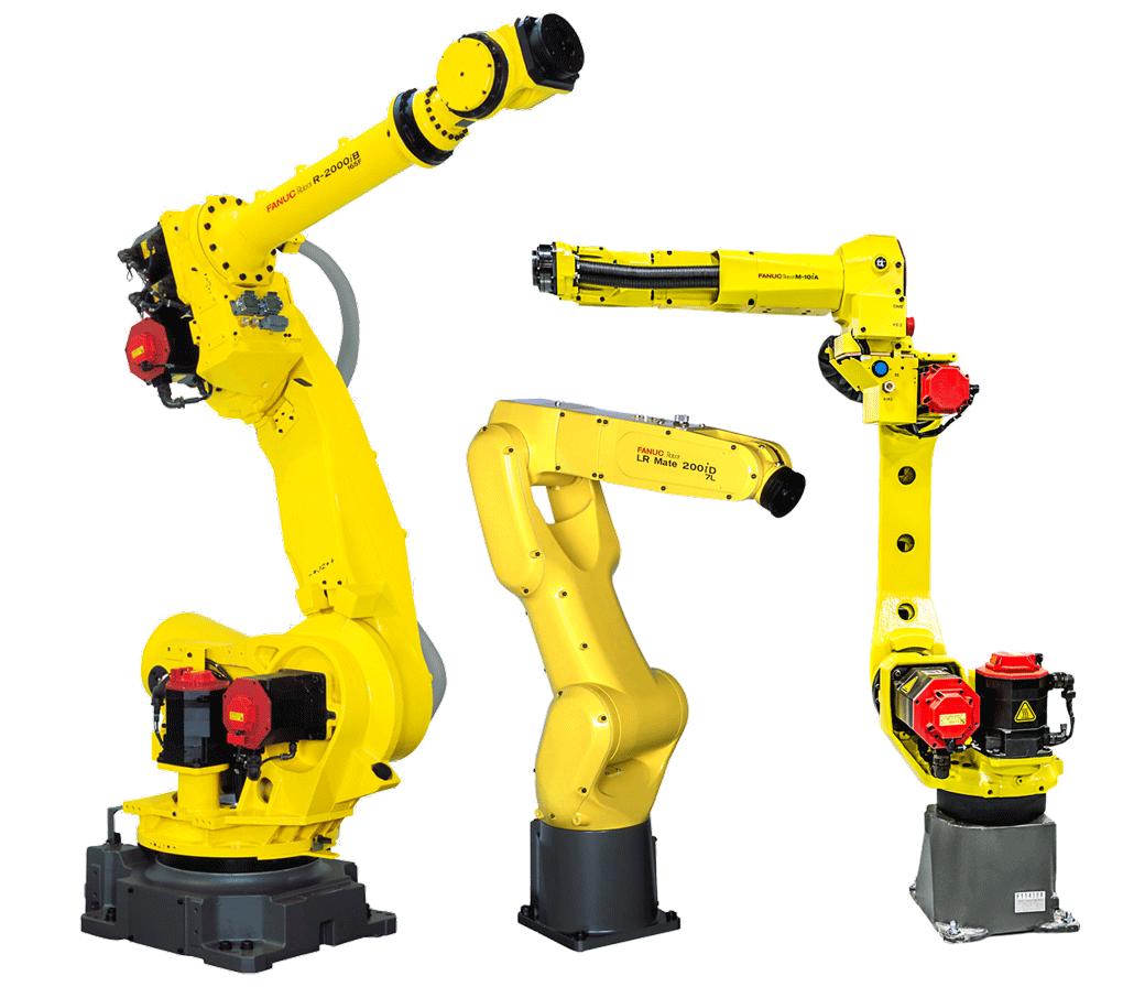רובוטים תעשייתיים לתעשייה INDUSTRIAL ROBOT