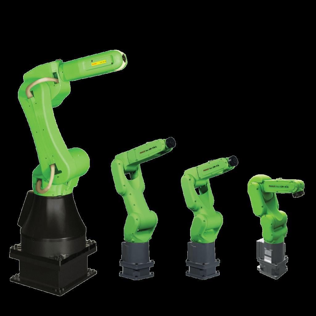 קובוט רובוט COBOT COLLAB פאנוק FANUC ORATIVE