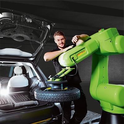 קובוט פאנוק cr35ia רובוט שיתופי FANUC
