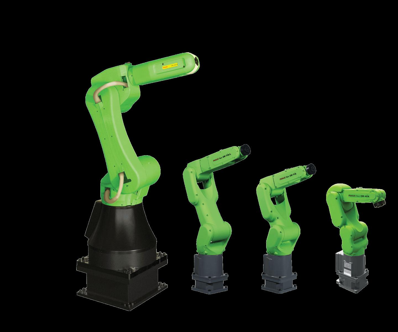 קובוט COBOT FANUC פאנוק רובוט קולבורטיבי תעשייתי