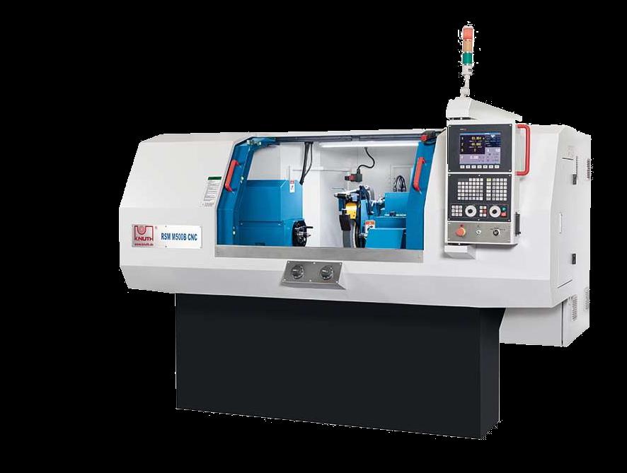 מכונת השחזה עגולה משחזת גלילים CNC
