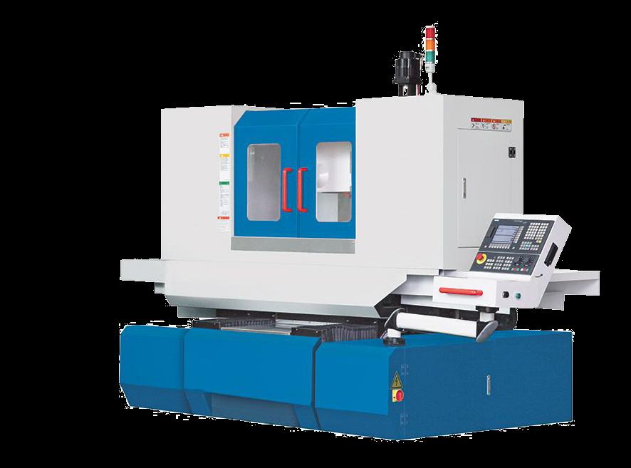 מכונת השחזת שטחים CNC אוטומטית משחזת משטח