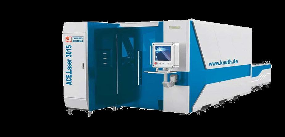 מכונת חיתוך לייזר פלטות פח CNC