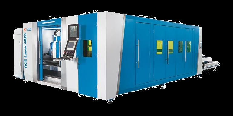 מכונת חיתוך לייזר צינורות פלטות CNC