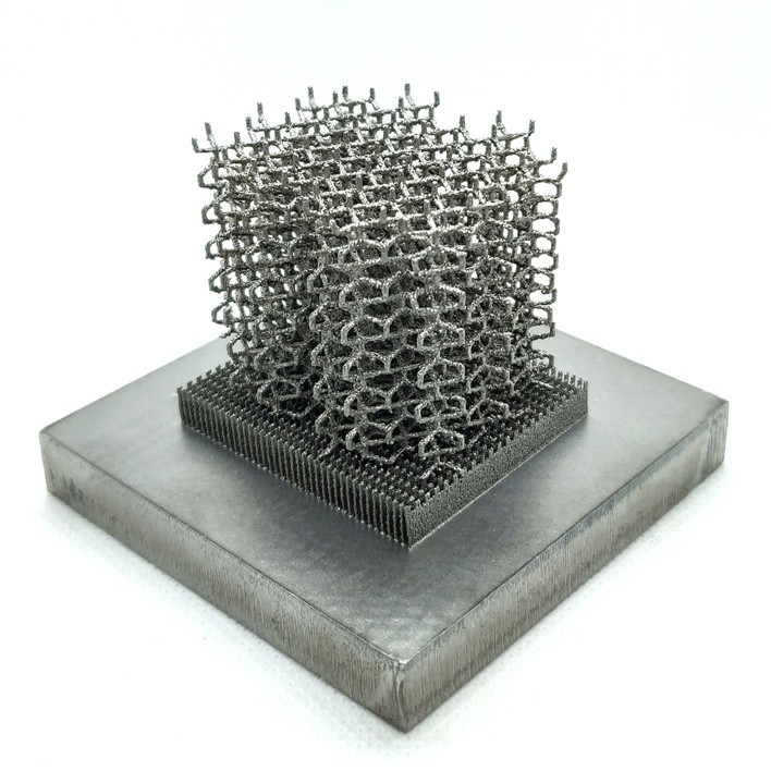 מדפסת תלת מימד מתכת לתכשיטים