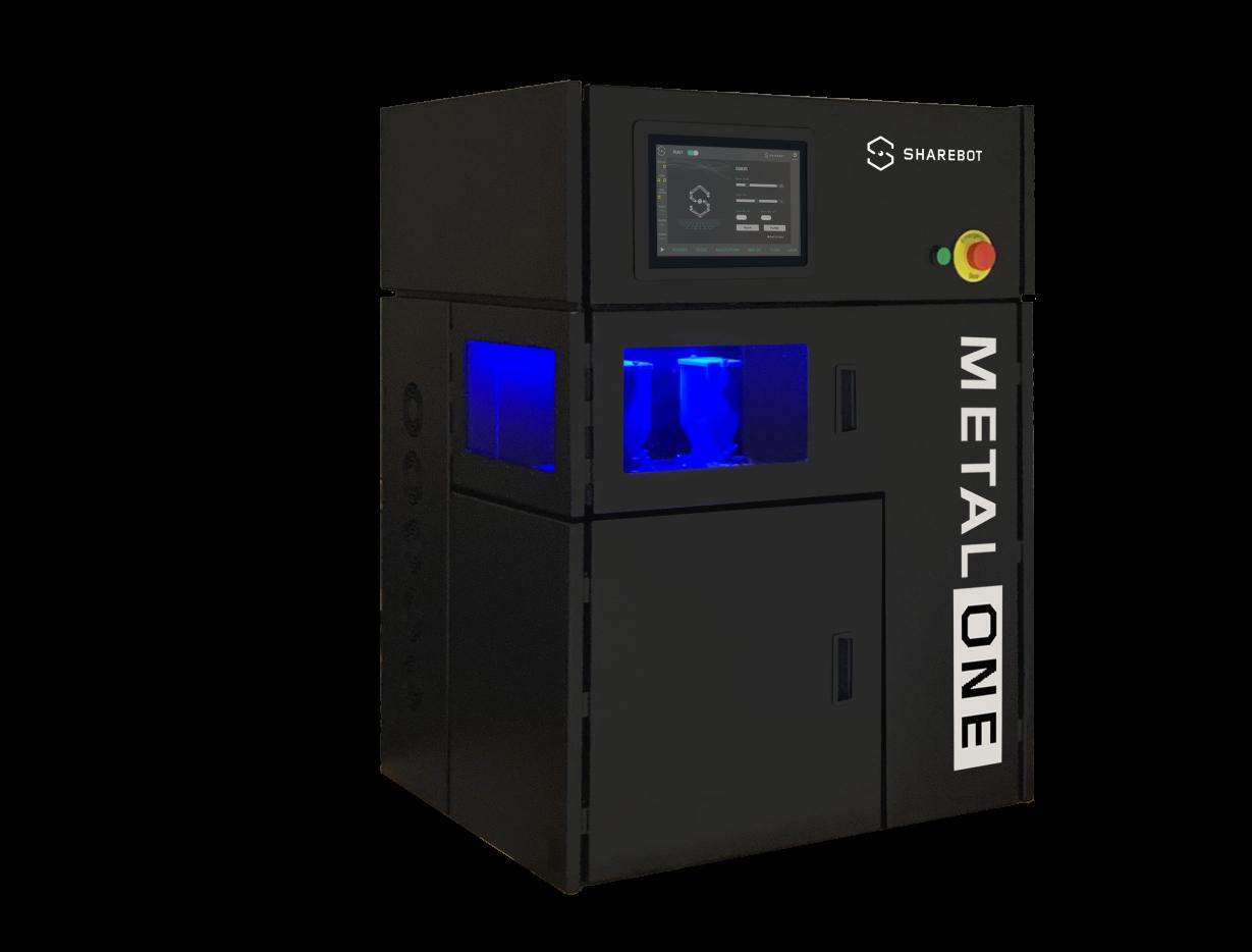 מדפסת תלת מימד DMLS לייזר SLM מתכת