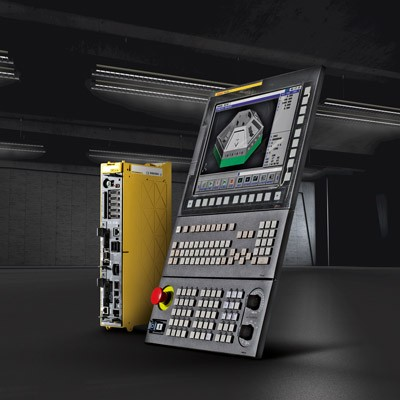 מסך LCD פאנוק FANUC פאנל הפעלה לוח מקשים