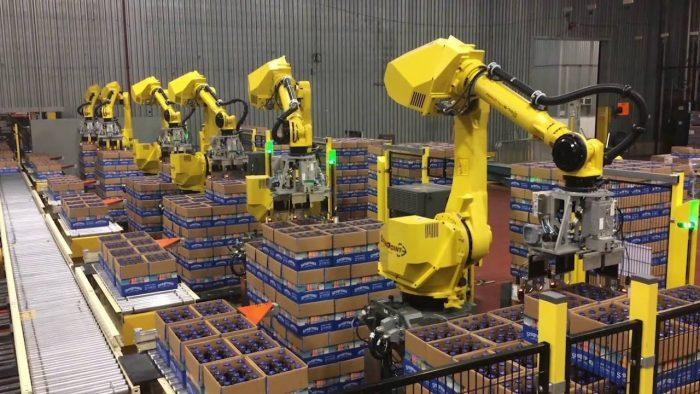 רובוטים תעשייתיים FANUC פאנוק ישראל רובוט ROBOT