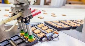 רובוט לאוכל מאפים פיתות עוגיות גבינה מוצרי חלב