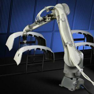 רובוט צביעה של פאנוק