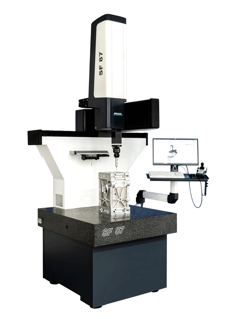 מכונת מדידה CMM XYZ רצפת ייצור WENZEL ZEISS MITUTUYO HEXAGON
