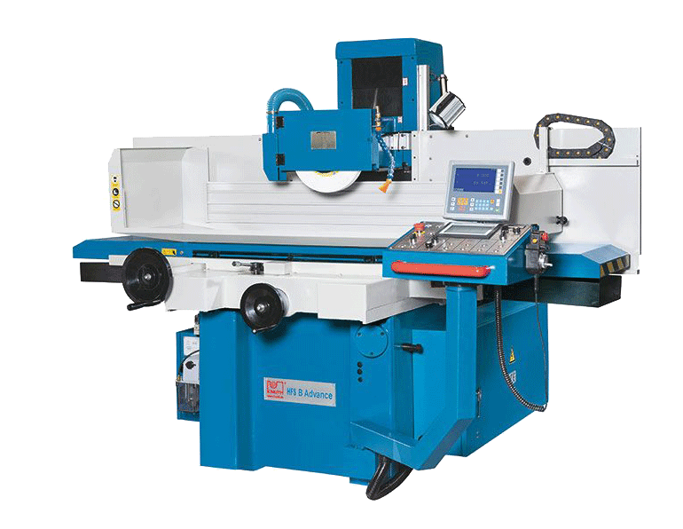 מכונת השחזת שטחים אוטומטית חצי ידנית CNC NC משחזת משטחים