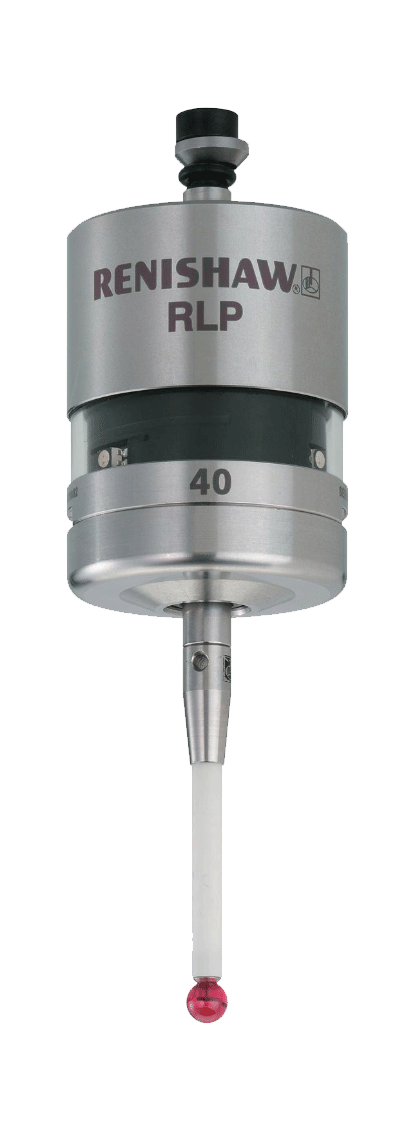 renishaw rlp40 פרוב מחרטה רדיו אלחוטי מדידה אוטומטית lathe measurement