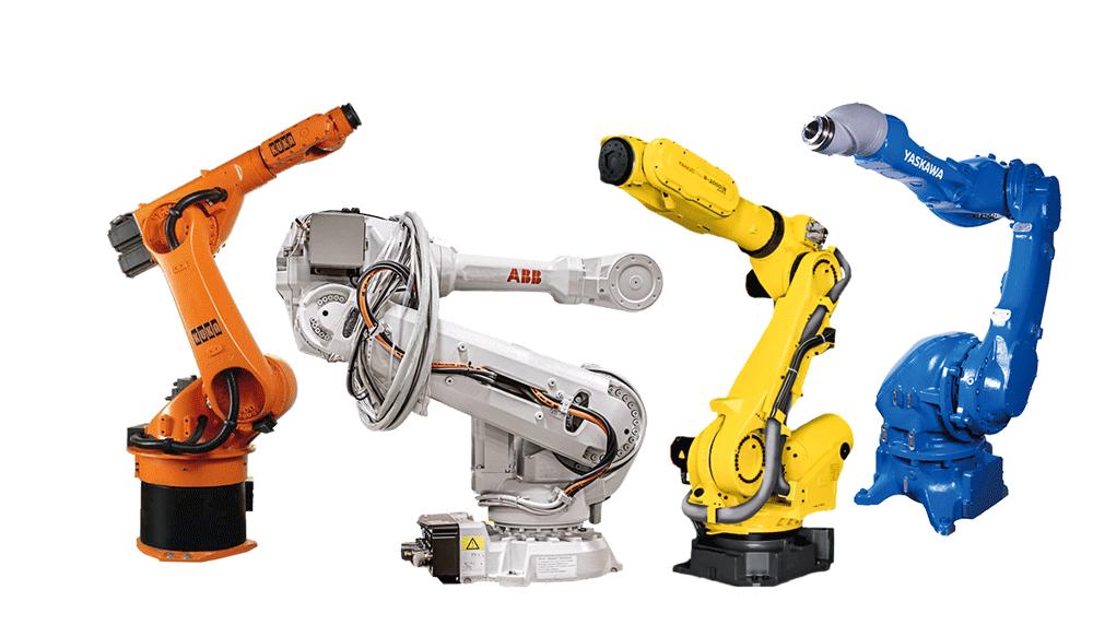 שירות תיקון תיקונים טיפולים רובוט תעשייתי יסקאווה פאנוק אייביבי קוקה kuka yaskawa fanuc abb