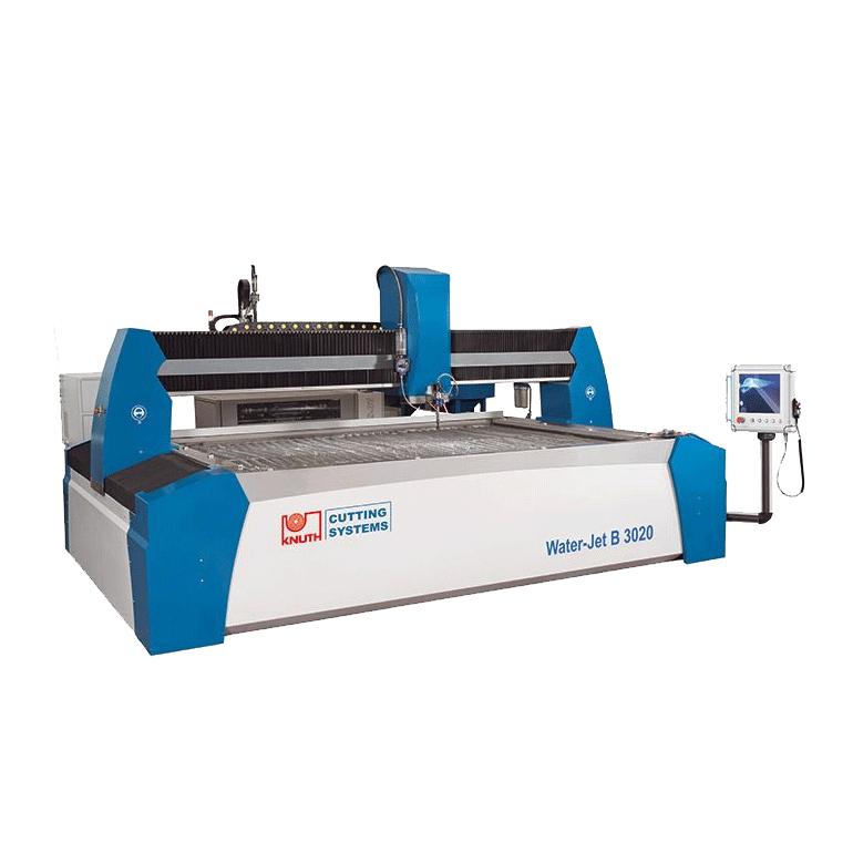 מכונת חיתוך במים CNC מים סילון