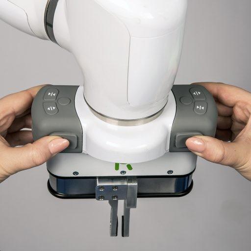 גריפר הנחיה לימוד ידני אוטומציה רובוט קובוט ללא תכנות UNIVERSAL