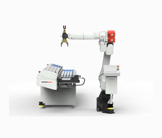 רובוט טעינה machine tending loading unloading