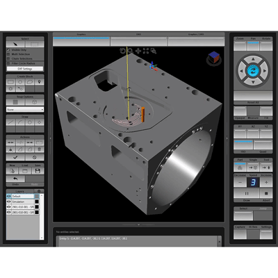 ייבוא קובץ SOLID 3D לכרסומת CNC CAM CAD תיבמ SOLIDCAM
