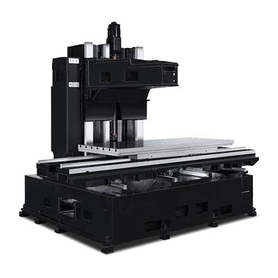 מבנה כרסומת מכונת CNC יציקה משקל עיבוד שבבי HAAS DOOSAN
