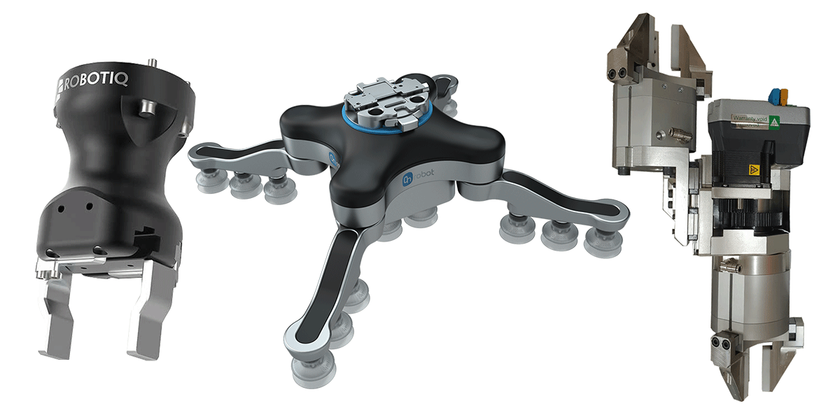 גריפר יחידת קצה מניפולטור ואקום פניאומטי חשמלי תפיסה רובוט קובוט