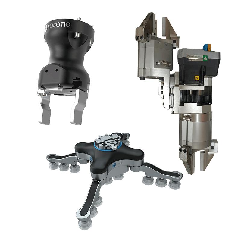 גריפר יחידת קצה מניפולטור ואקום חלק קטן רך קובוט רובוט אביזר תוספת