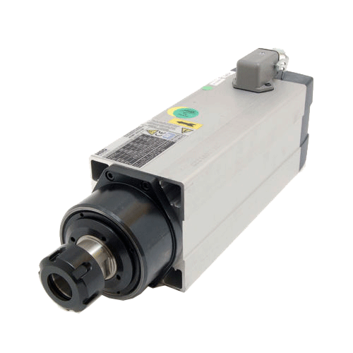 ספינדל החלפת כלים ידנית HSD CNC ROBOT HQD SPINDLE
