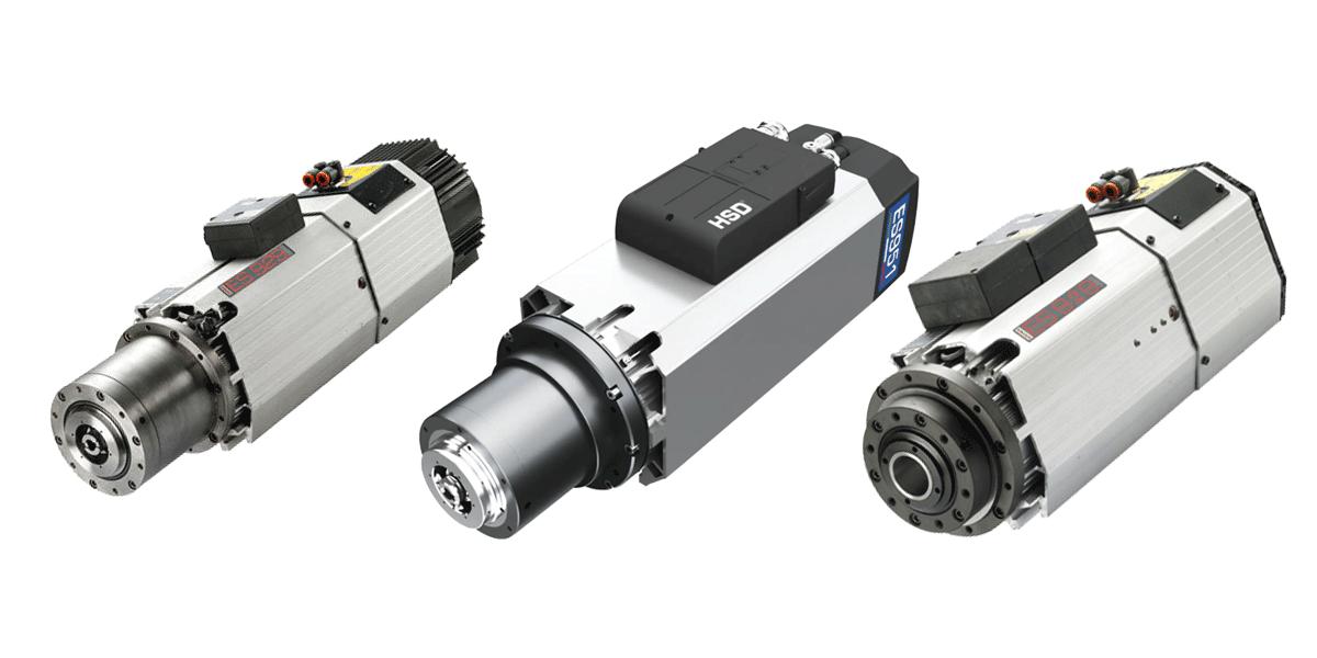 ספינדל SPINDLE HSD רובוט רובוטי קובוט כירסום השחזה חיתוך